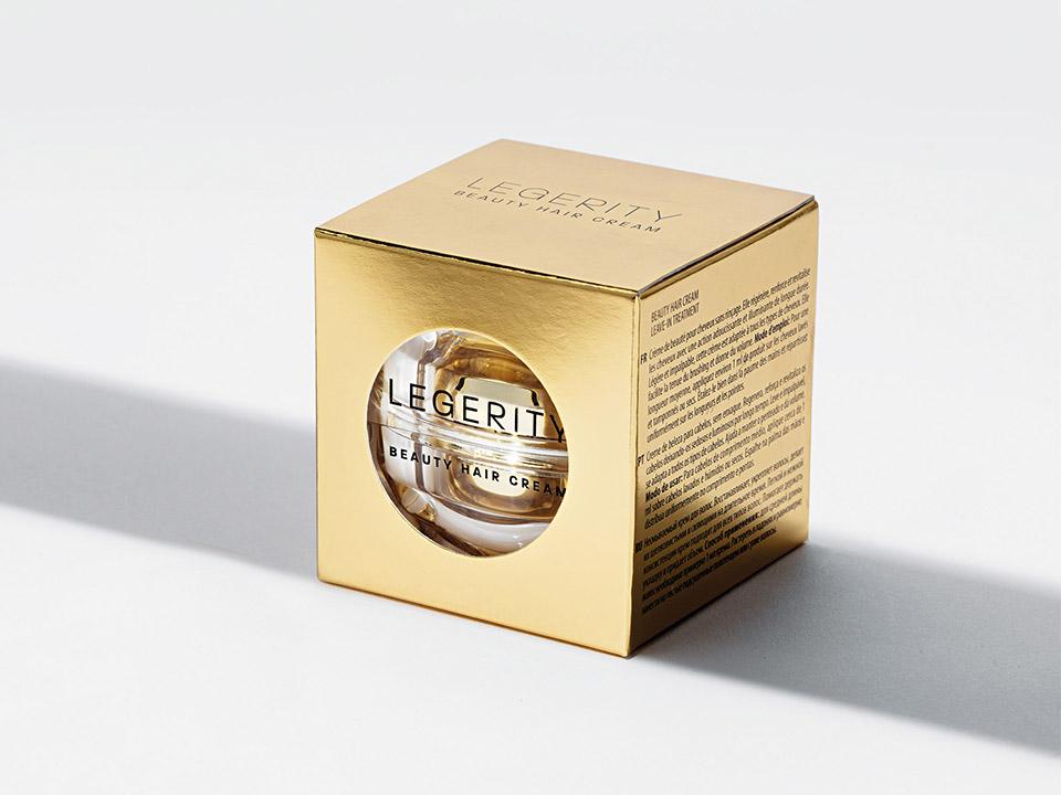 Scarica il coupon e ricevi il tuo omaggio in salone - Legerity Screen Hair Care