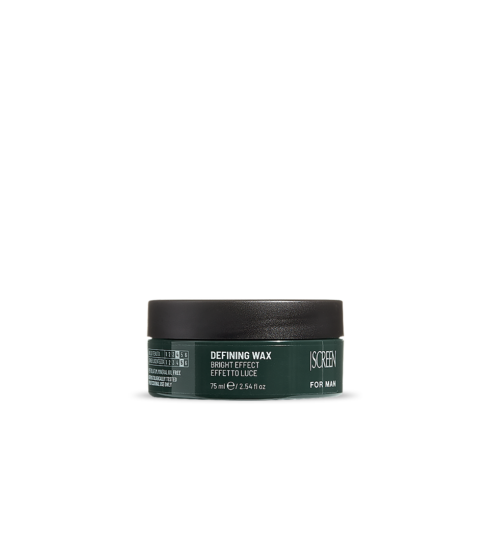 Medium hold shaping and brightening hair wax_0