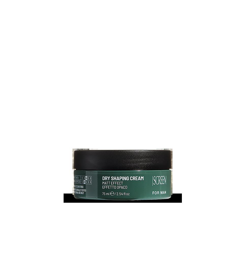 Medium hold shaping hair cream_0