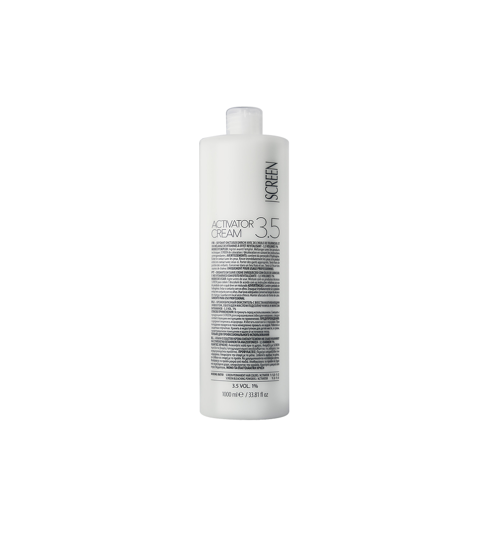 Oxidant cream 3.5 volumes _0
