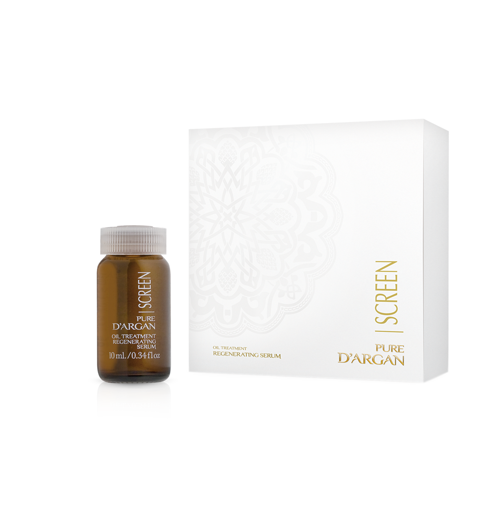 Silkening serum with Argan Oil_0