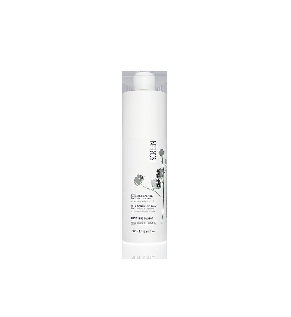 Disciplining and silkening shampoo_0