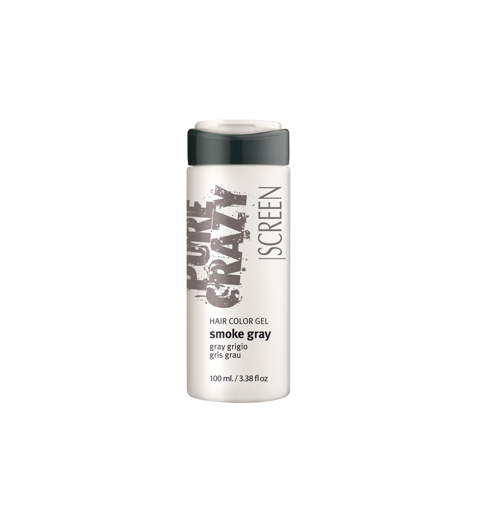 Grey coloring hair gel conditioner_0
