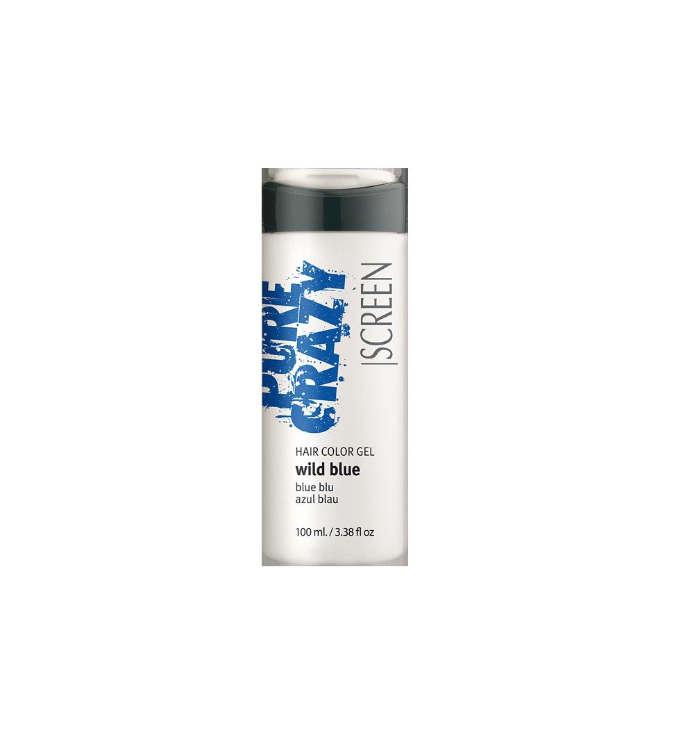 Condizionatore colorante in gel blue per capelli_0
