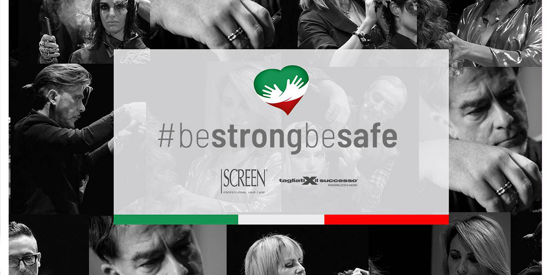 Be Strong Be Safe - Formazione Screen Hair Care tagliatiXilsuccesso